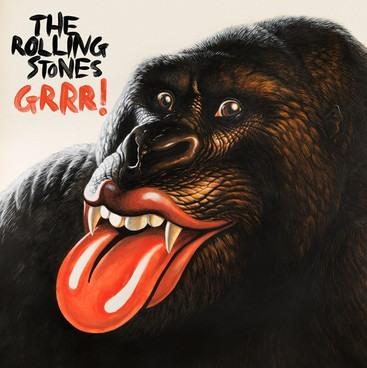 ザ・ローリング・ストーンズ、ザ・ビートルズを歌う映像